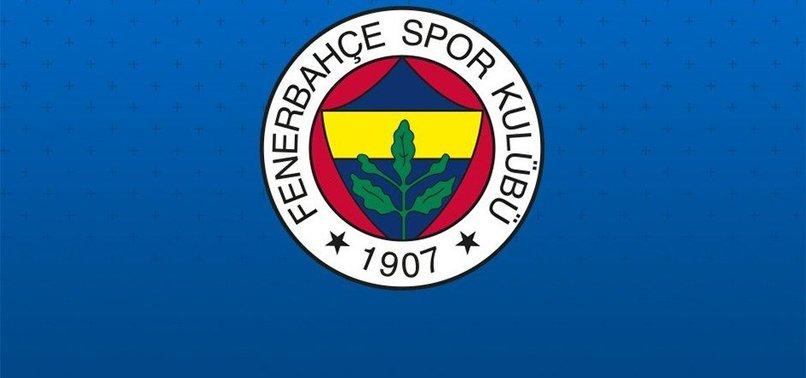 Fenerbahçe'den kınama mesajı