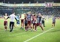 Trabzonspor umutlarını gelecek bahara taşıdı