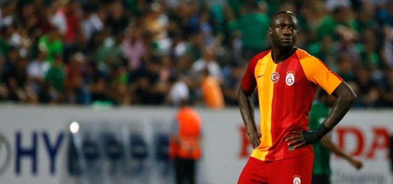 Galatasaray'a Diagne'den kötü haber