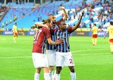 Trabzonsporda hedef Avrupa
