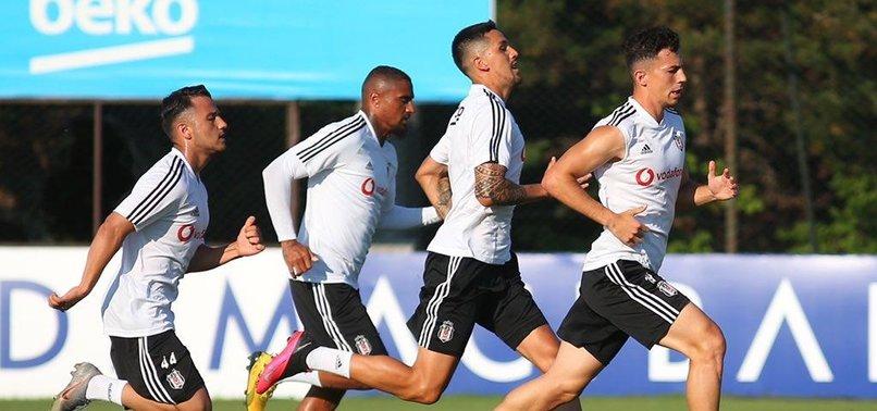 Beşiktaş'ta Kayserispor hazırlıkları