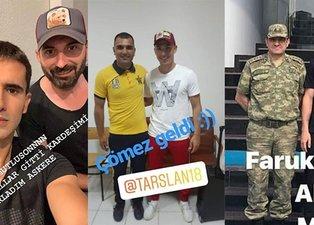 Yıldız futbolcular için askerlik zamanı! İşte bedelli askerlik yapacak futbolcular ve yerleri