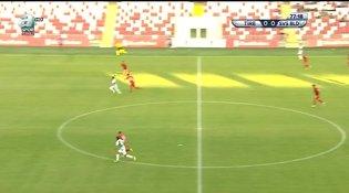 Tire 1922 0-1 Sivas Belediyespor