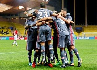 Beşiktaş, Şampiyonlar Liginde rekor kırdı