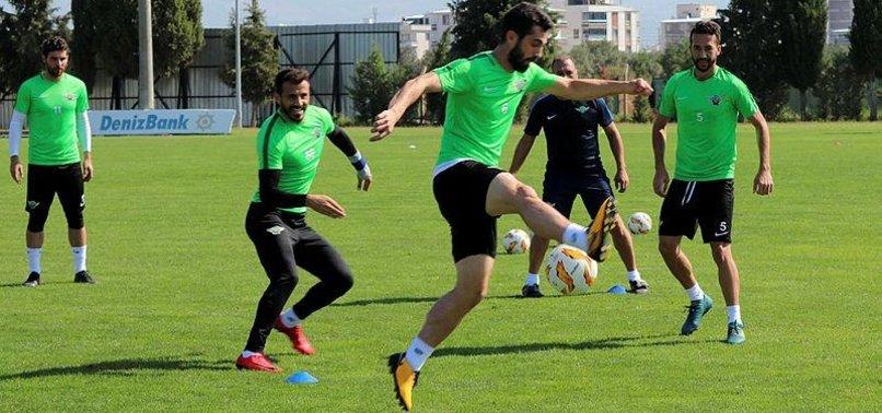 Akhisarspor'da Standard Liege maçı hazırlıkları