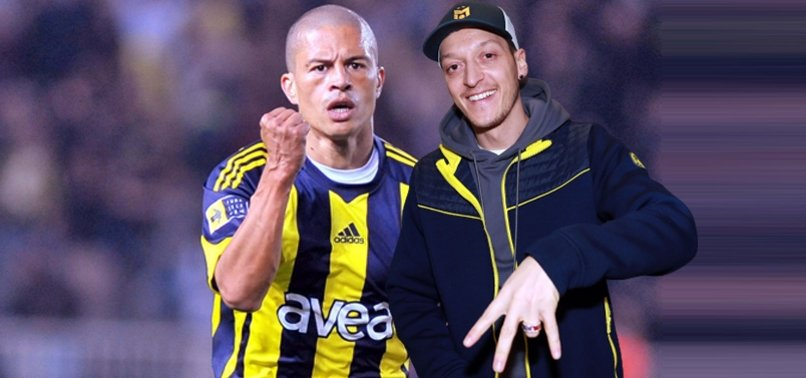 Alex de Souza'dan Mesut Özil paylaşımı!