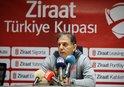Hakan Ertürk: Kupada ilk defa mağlup olduk