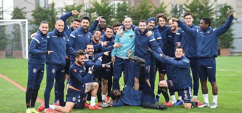 Başakşehir, Kayserispor'a hazırlanıyor