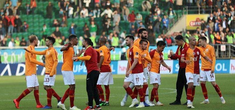 Galatasaray'dan 5 günde 2 kupa