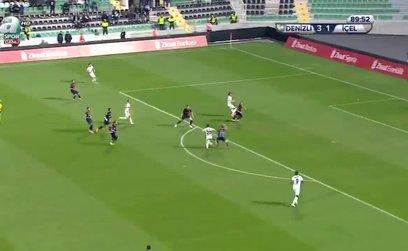 GOL | Y. Denizlispor 4-1 İçel İdmanyurdu