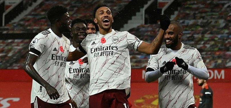 Premier Lig: Manchester United 0-1 Arsenal | MAÇ SONUCU