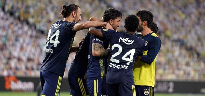 Fenerbahçe kolay pes etmiyor