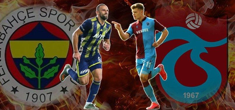 Fenerbahçe-Trabzonspor Ziraat Türkiye Kupası yarı final rövanş maçı ne zaman? Saat kaçta? Hangi kanalda?
