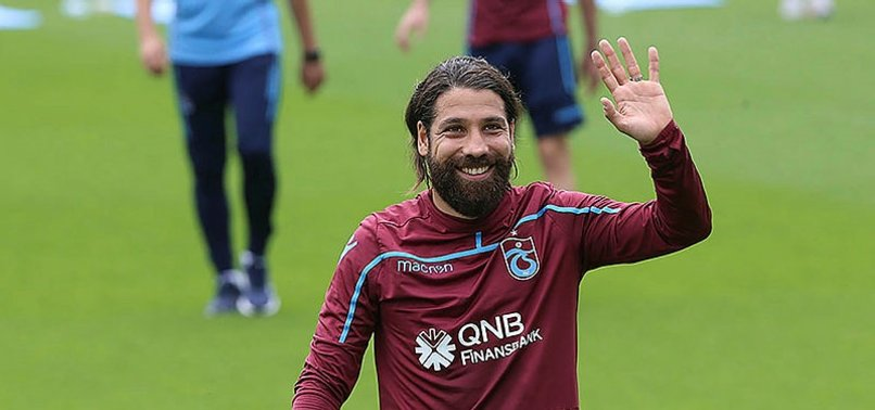 Olcay Şahan Trabzonspor'a veda etti!