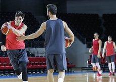 A Milli Erkek Basketbol Takımı, Slovenyaya gitti