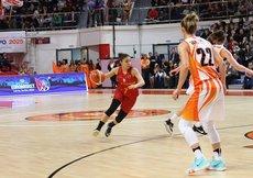 Galatasaray Kadın Basketbol Takımı, Niki Lefkadayı konuk edecek
