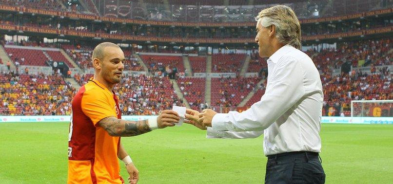 Roberto Mancini'den sert sözler! Futbol zekası yoktur