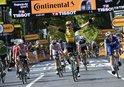 Fransa Bisiklet Turu'nda 10 etap tamamlandı