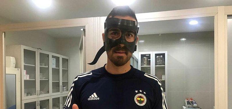 Fenerbahçe'de Harun Tekin çalışmalara başladı