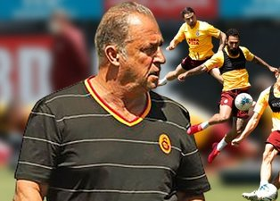 Galatasaray Çaykur Rizespor'a hazırlanıyor