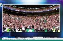 Celtic taraftarından müthiş tezahürat