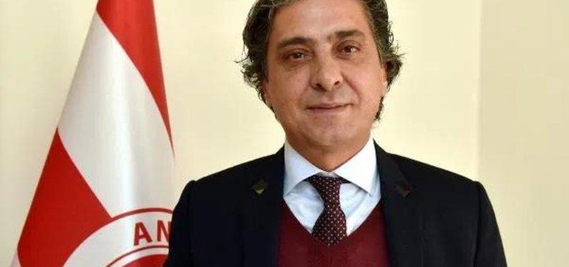 Antalyaspor'dan 'ilginç' hakem tepkisi