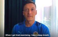 Mesut Özil orman yangınlarına sessiz kalmadı!