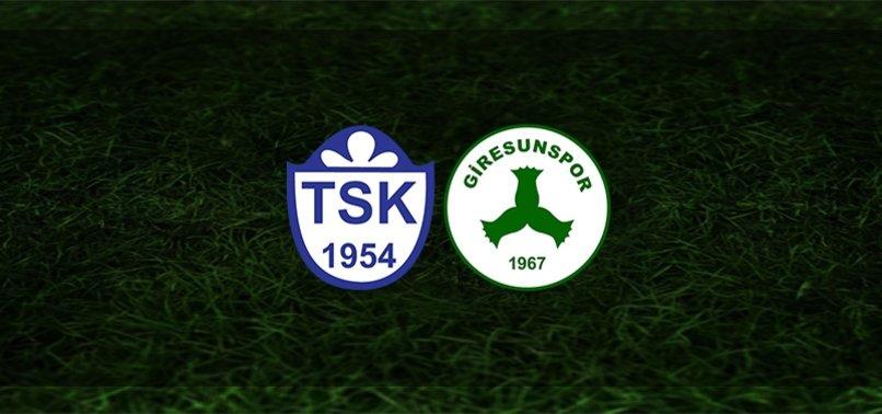 Tuzlaspor - Giresunspor maçı ne zaman, saat kaçta ve hangi kanalda? | TFF 1. Lig