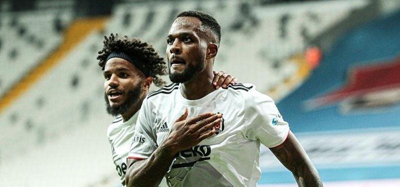 Beşiktaş'ta Cyle Larin gollerine devam ediyor