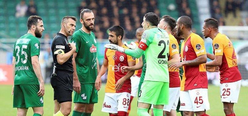 Spor yazarları Rizespor - Galatasaray maçını yorumladı