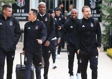 İşte Beşiktaşın Bayern Münih kadrosu..