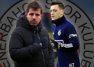 Son dakika transfer haberleri: Fenerbahçe'ye bir dünya yıldızı daha! Transferi Mesut Özil bitirecek