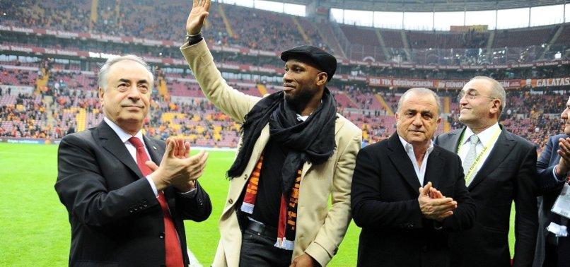 Didier Drogba TT Stadı'nda