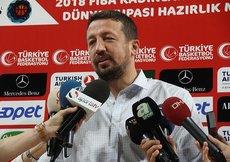 """Hidayet Türkoğlu: """"Umarım bizleri gururlandırırlar"""""""
