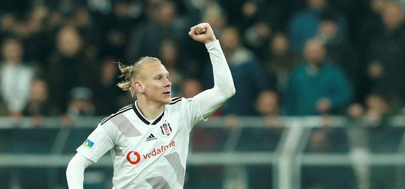 Beşiktaş'ta karar verildi! Domagoj Vida...