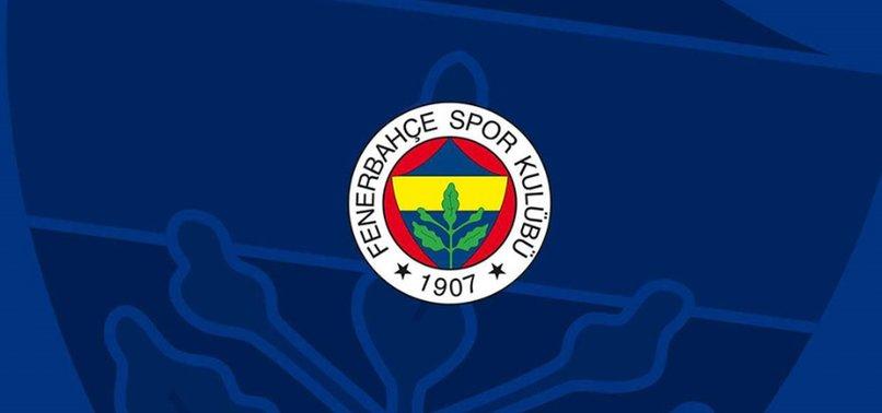 Fenerbahçe'de online bayramlaşma töreni