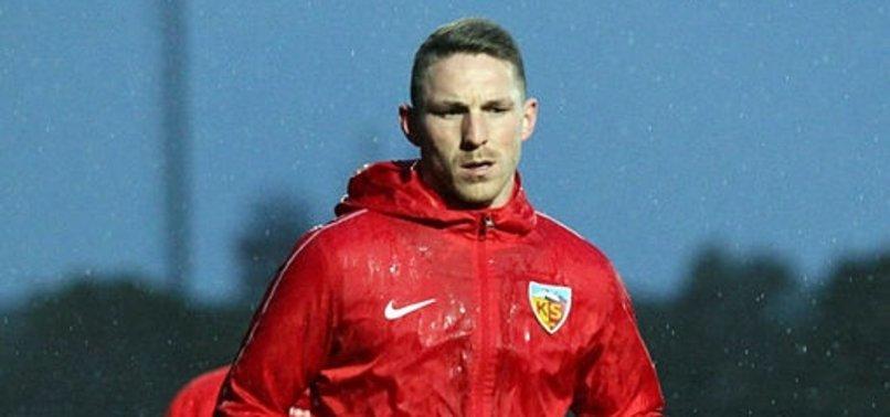 Akhisarspor'da ilk transfer Rotman