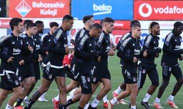 Beşiktaş'ın Antalyaspor kafilesi belli oldu! Kadroda 5 eksik var