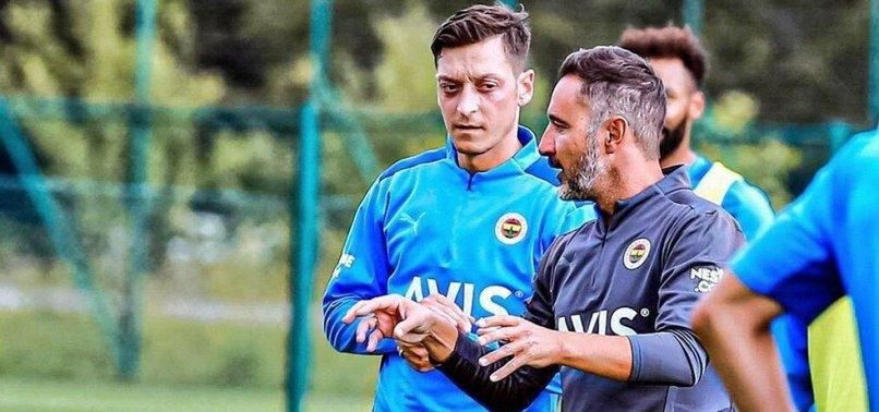 Flaş Mesut Özil ve Pereira sözleri! Birileri problem var demekten keyif alıyor