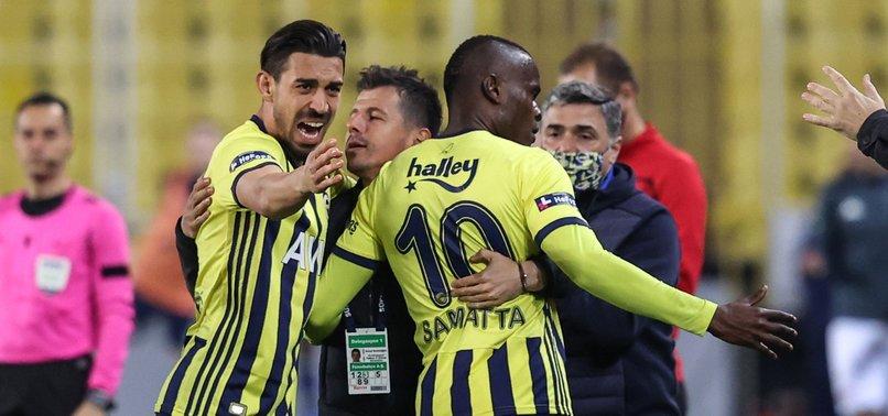 Son dakika spor haberi: Süper Lig'de Fenerbahçe deplasmanda ligin lideri! İşte o istatistikler...