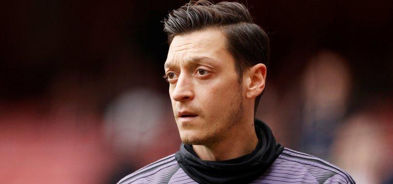 Mesut Özil sessizliğini bozdu! Arsenal'de kadro dışı kalmıştı