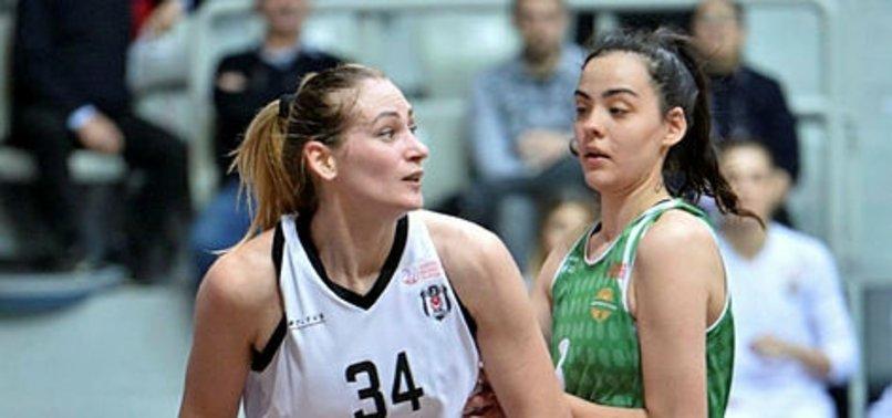 Beşiktaş TRC İnşaat FIBA Kadınlar Avrupa Kupası'nda Rus rakibini ağırlayacak