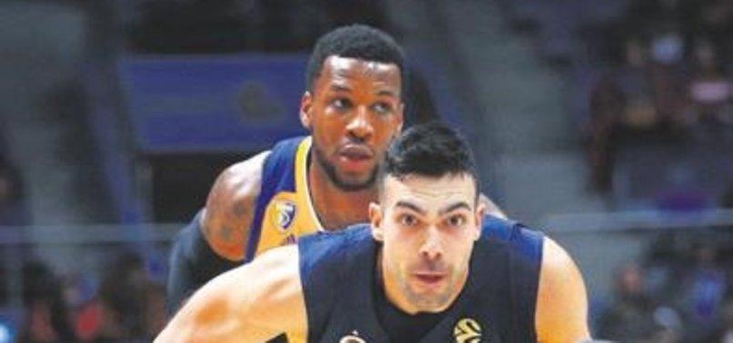 Kostas Sloukas: Motivasyonu yitirmiştim