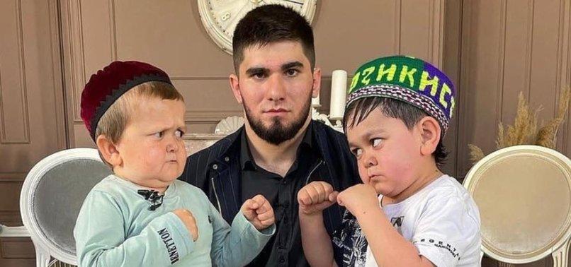 Sosyal medyada fenomen hale gelen Hasbulla Magomedov ile Abdu Rozik dövüşecek! - Aspor