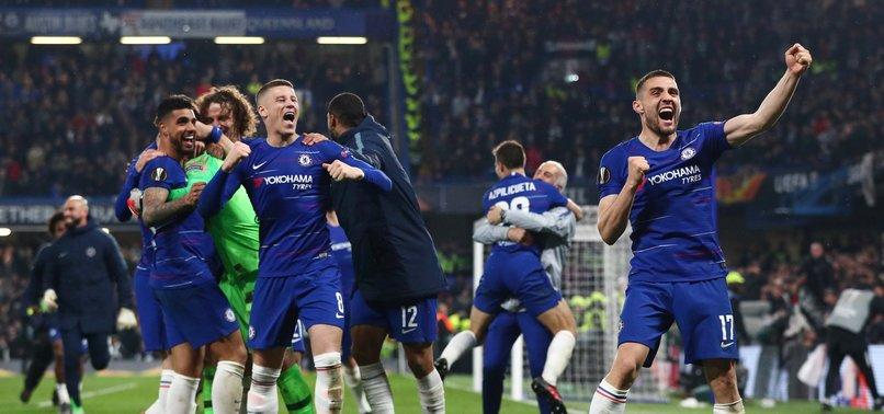 Chelsea, penaltılarla finalde