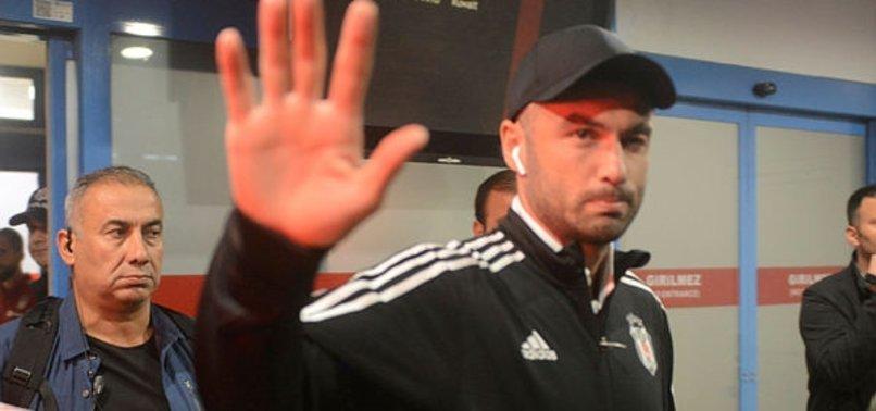 Beşiktaş kafilesi Trabzon'a geldi