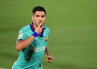 Flaş transfer gelişmesi! Luis Suarez Fenerbahçe'yi bekliyor
