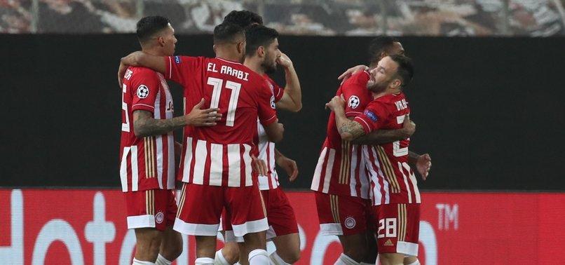 Olympiakos 1-0 Marsilya   MAÇ SONUCU   UEFA Şampiyonlar Ligi