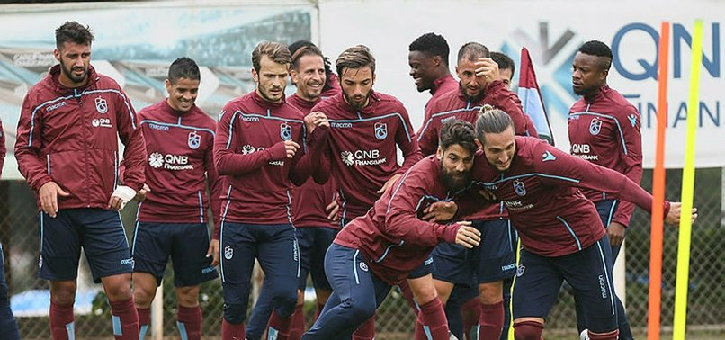 Trabzonspor'da Fenerbahçe maçı hazırlıkları