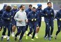 Fenerbahçede ikinci yarı hazırlıkları